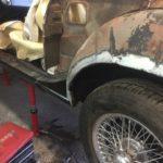 1969 MGB Roadster Restoration - image 24