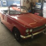 Triumph Vitesse MK2 Restoration - image 73