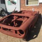 Innocenti spider Restoration - image 47