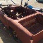 Innocenti spider Restoration - image 46