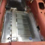 Innocenti spider Restoration - image 50