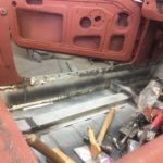 Innocenti spider Restoration - image 58