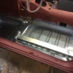 Innocenti spider Restoration - image 51