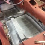 Innocenti spider Restoration - image 54