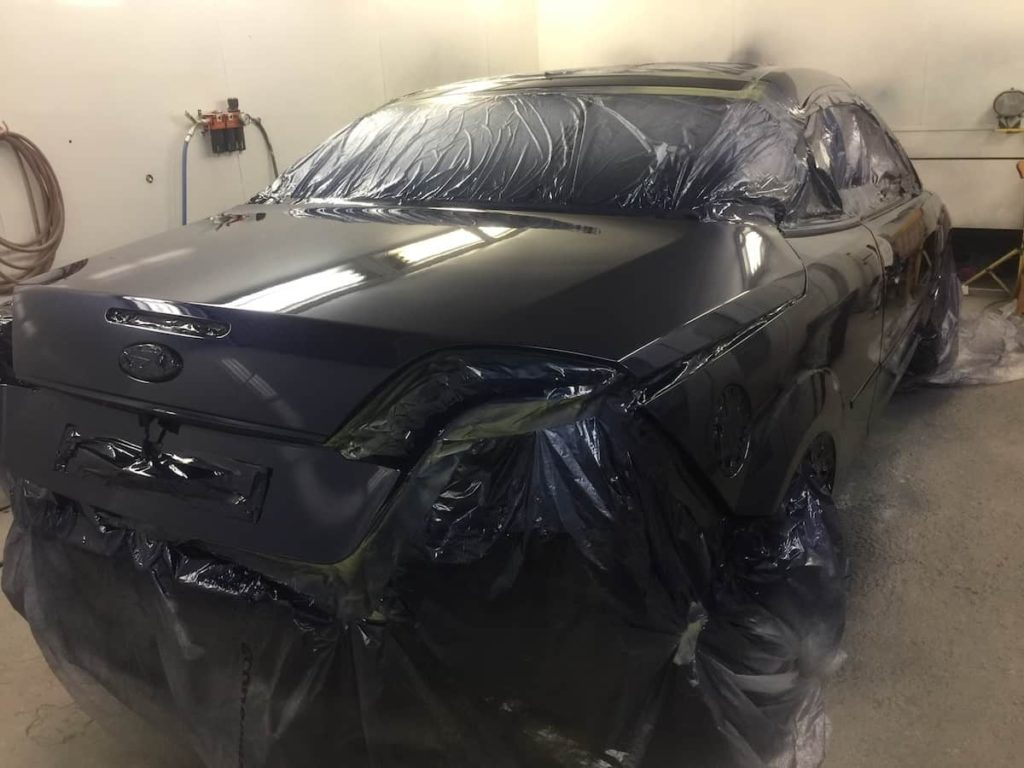 Ford Focus Restoration - image 36