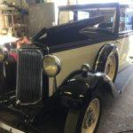1936 Armstrong Siddeley Restoration - image 4