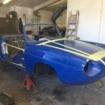 Renault Carravelle Restoration - image 35