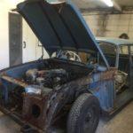 1964 Mercedes 300SE Fintail Restoration - image 7