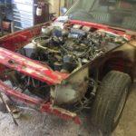 Mercedes 300SL Restoration - image 33