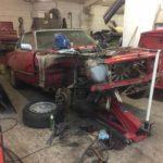 Mercedes 300SL Restoration - image 36