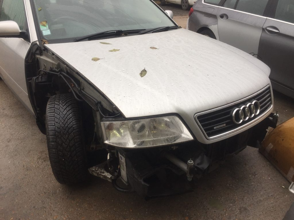 Audi A6 Body Repair Restoration - image 2