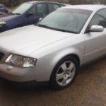 Audi A6 Body Repair Restoration - image 1
