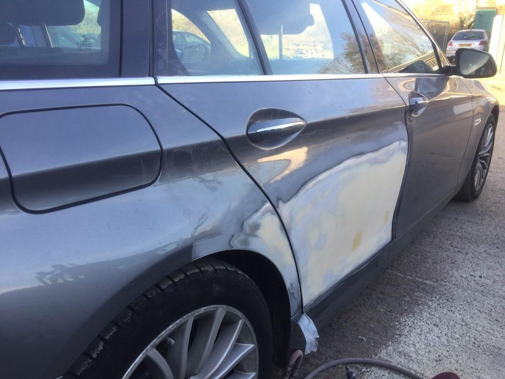BMW 5 Series Restoration - image 2