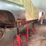 Trumph Stag Restoration - image 11