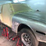 Trumph Stag Restoration - image 18