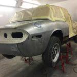 Trumph Stag Restoration - image 6