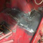 Mini rear end restoration in progress Restoration - image 6