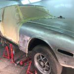 Trumph Stag Restoration - image 15