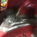 Mini rear end restoration in progress Restoration - image 7