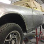Trumph Stag Restoration - image 21