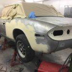 Trumph Stag Restoration - image 19