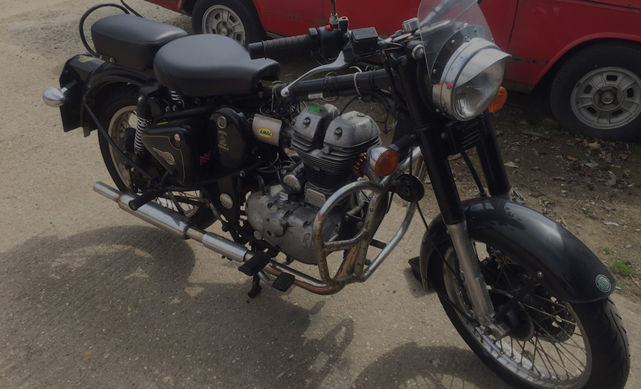 Motorcycle Repairs | White's Bodyworks