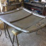 MG Bonnet Restoration - image 3