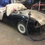 Triumph Spitfire MK3 Restoration - image 3