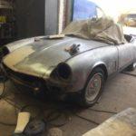 Triumph Spitfire MK3 Restoration - image 6