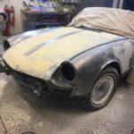 Triumph Spitfire MK3 Restoration - image 4