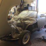 Triumph Spitfire MK3 Restoration - image 8