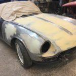 Triumph Spitfire MK3 Restoration - image 5