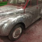 Morris Minor Restoration - image 22