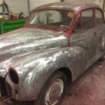 Morris Minor Restoration - image 13