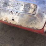 Morris Minor Restoration - image 1
