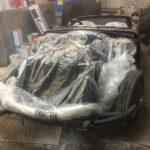1967 Triumph spitfire MK3 Restoration - image 7
