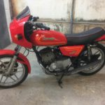 Benelli 125 Sport Restoration - image 1