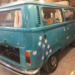 Green VW Campervan Restoration - image 1