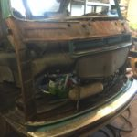 Green VW Campervan Restoration - image 3