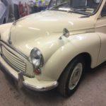 Morris Minor Restoration - image 16