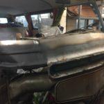 Green VW Campervan Restoration - image 6