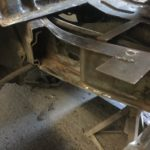 Green VW Campervan Restoration - image 15
