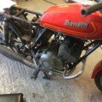 Benelli 125 Sport Restoration - image 2