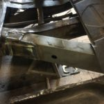 Green VW Campervan Restoration - image 19