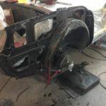 1967 Triumph spitfire MK3 Restoration - image 9