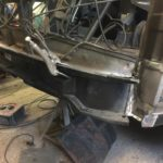 Green VW Campervan Restoration - image 11
