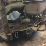 Green VW Campervan Restoration - image 7