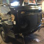 Green VW Campervan Restoration - image 23