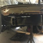 Green VW Campervan Restoration - image 10