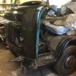 Green VW Campervan Restoration - image 24